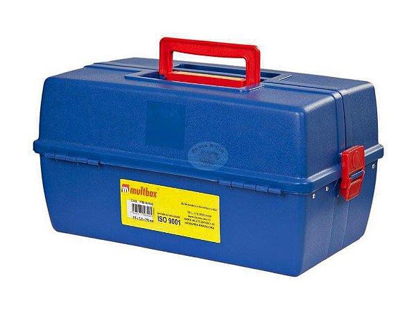 Caixa Multbox com 6 Gavetas MB-415-6 DJ