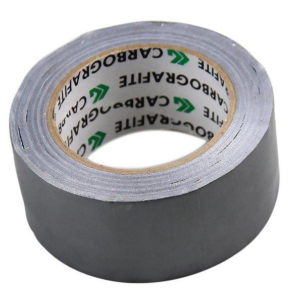 Fita Adesiva Alta Resistência Duct Tape Carbografite