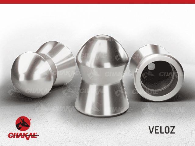 Chumbinho Veloz Premium 5,5 mm Chakal