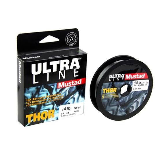 Linha Ultra Line Thor 0,35 mm 250 m Mustad