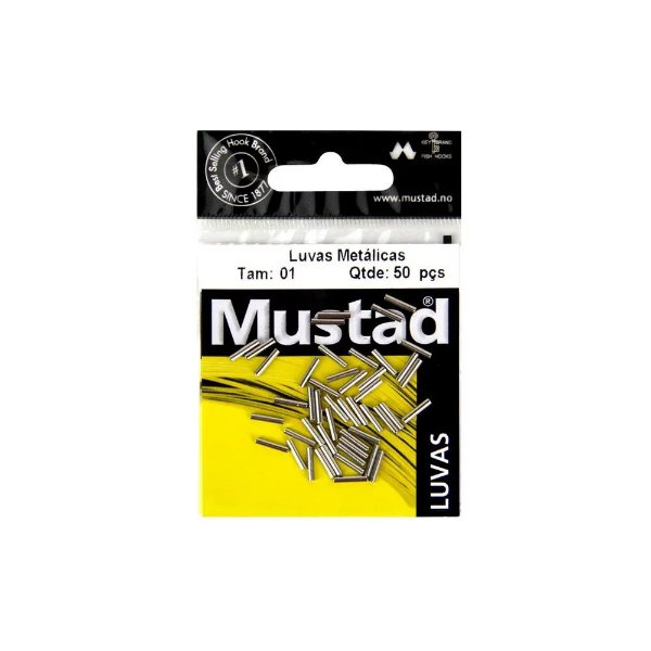 Luva Metálica N° 1 Mustad