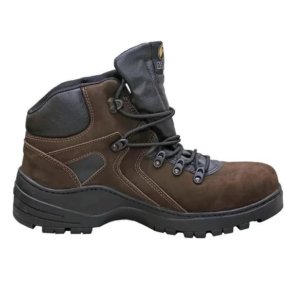 Bota Short Barrel Café 8820-3 Airstep