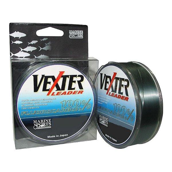 Linha Vexter Leader Fluorocarbon 0,42mm 50 m Marine Sports