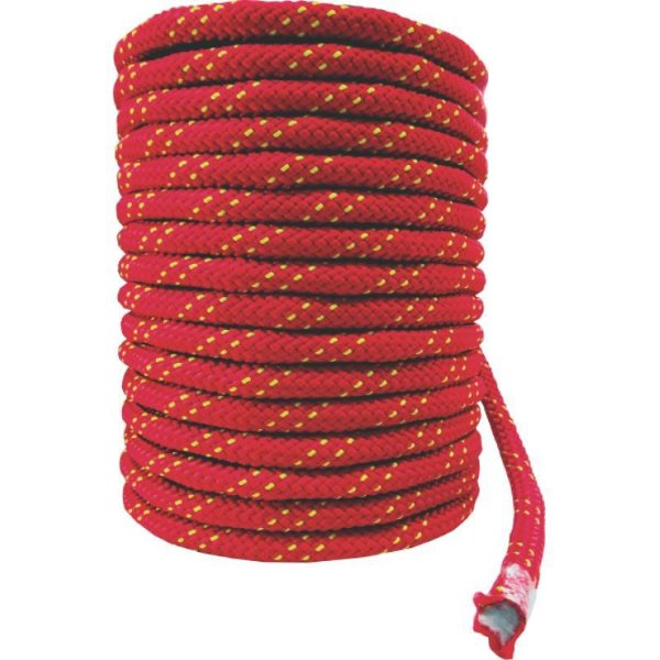 Corda Semi Estática 10,5 mm vermelha - 100 m  K2