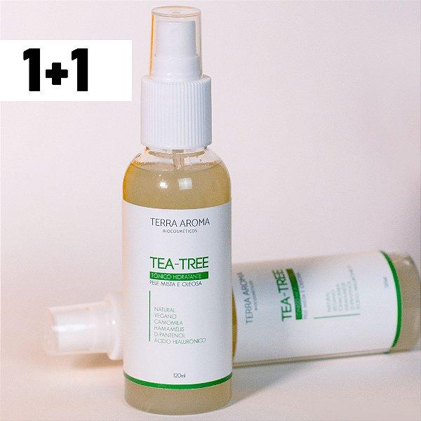 COMBO AMIGO - TÔNICO HIDRATANTE TEA-TREE