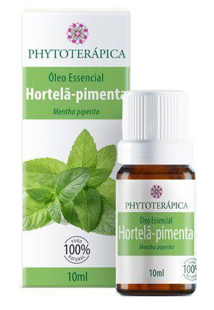 OLEO ESSENCIAL DE HORTELA-PIMENTA