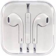 Fone de Ouvido Estéreo Universal- Branco com caixa