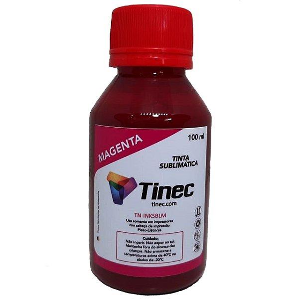 TINTA SUBLIMÁTICA MAGENTA TINEC - 100ml