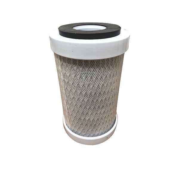 Refil Filtro Carbon Block 4 7/8