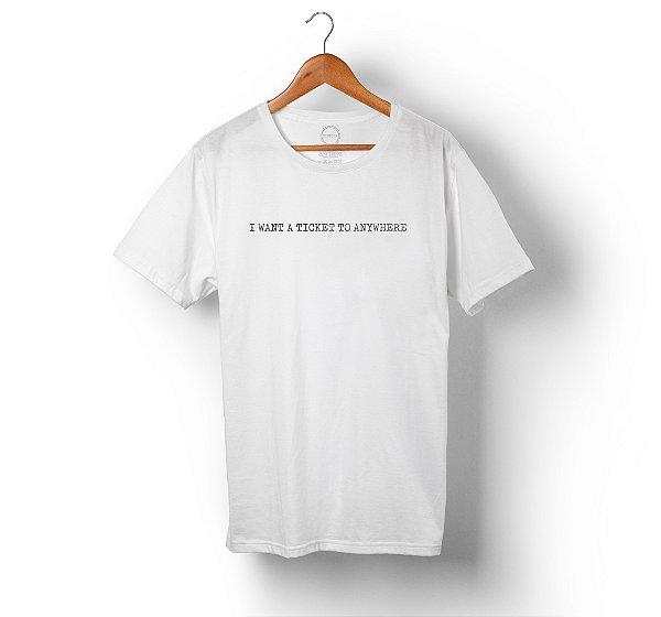 Travel Shirt - Branca
