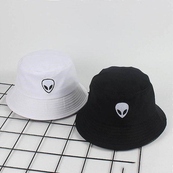 bucket hat alien