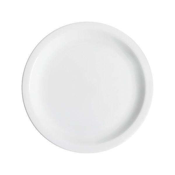 Prato Sobremesa de Porcelana Germer Iguaçu 19 cm