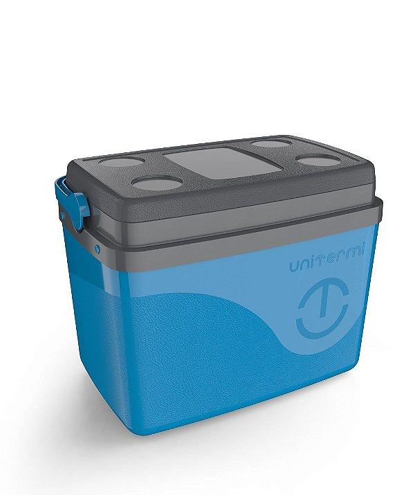 Caixa Térmica 30 Litros Floripa Azul