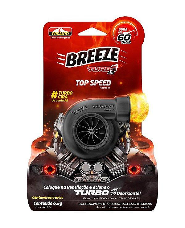 Odorizante Breeze Turbo Top Speed 6,5G - Proauto