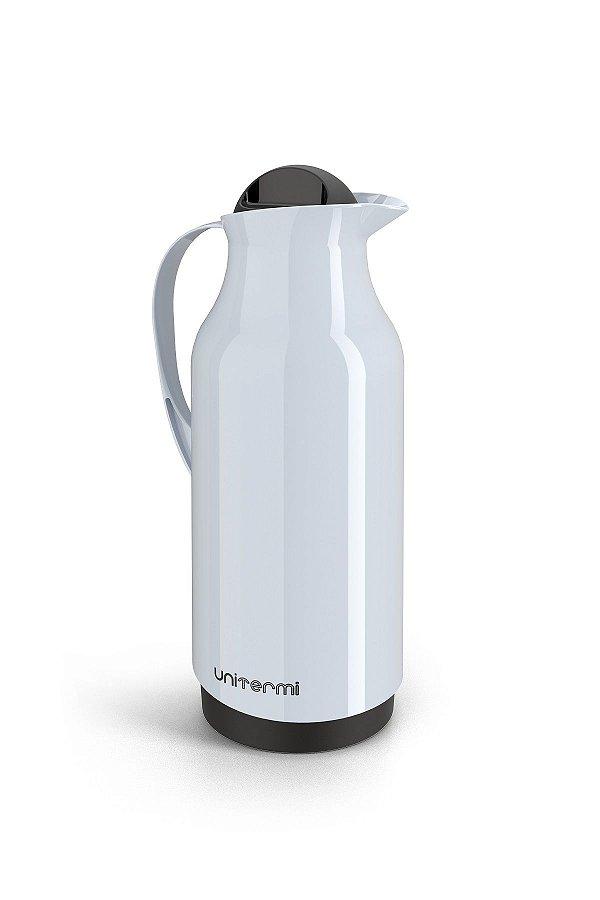 Garrafa Térmica de Mesa Siena 1 Litro Branca