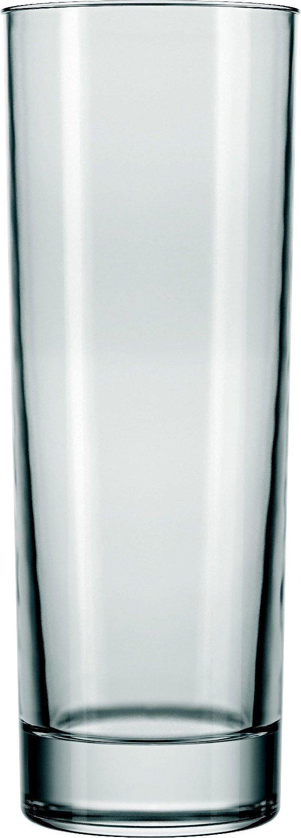 Copo Atol Tubo 300 Ml Caixa c/ 12 Unidades