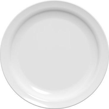 Prato Opaline Gourmet Raso 23,5cm Caixa C/ 12 Unidades - Duralex
