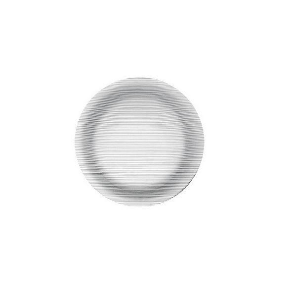 Prato Diamante Sobremesa 19cm Caixa C/ 24 Unidades - Duralex