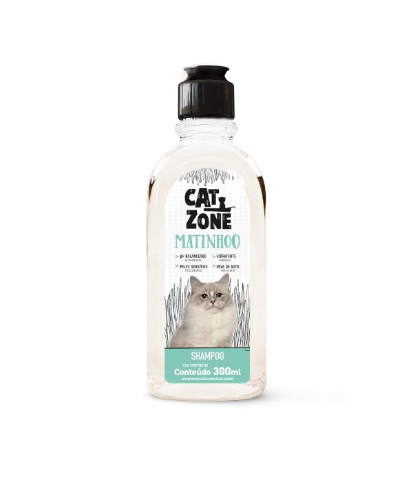Shampoo Matinho Cat Zone 300ml - Procão