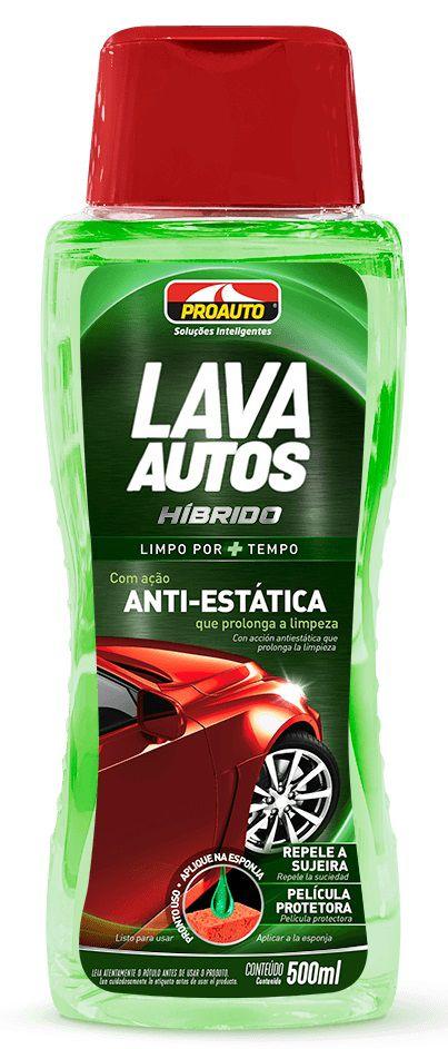 Lava Autos Híbrido 500ml
