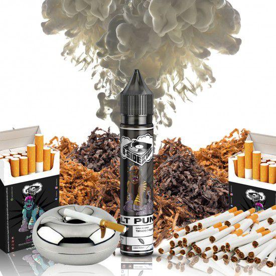 B-SIDE - Black Belt Tobacco Salt