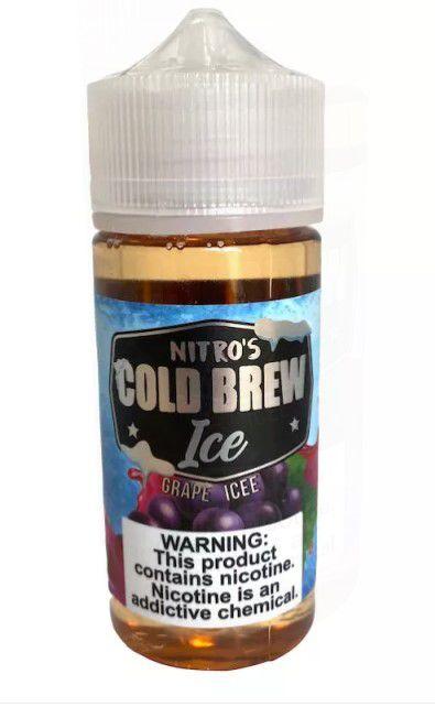 Juice Nitros Cold Brew - Grape Ice