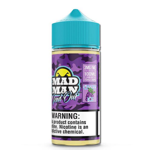 Mad Man - Grape Ice - 100ml