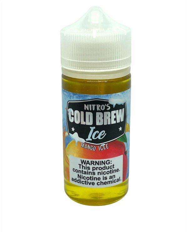 Juice Nitros Cold Brew - Mango Ice
