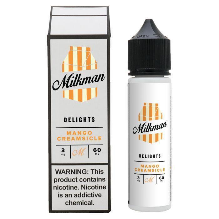 The Milkman Mango Creamslice