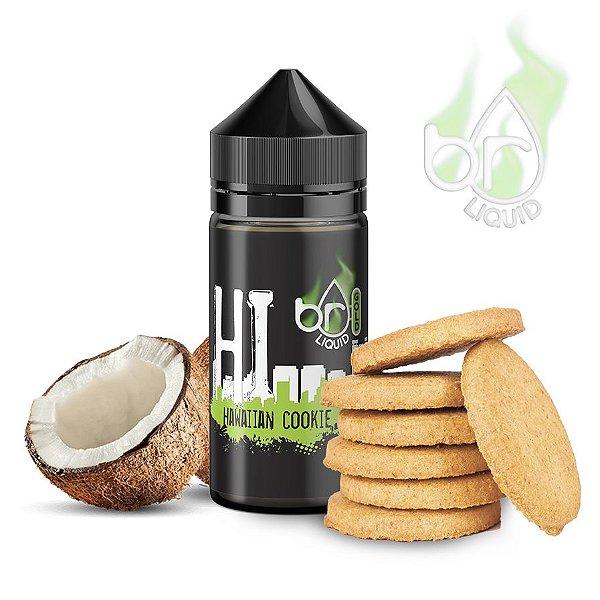 Juice - BRLiquid Hawaiian Cookie - Linha Gold