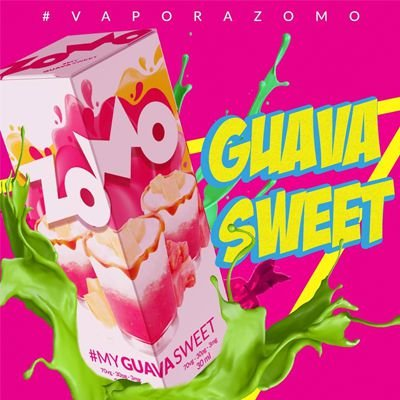 Zomo My Guava Sweet