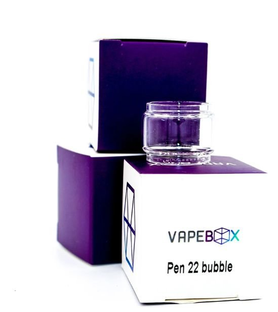 Vidro bolha para Pen 22