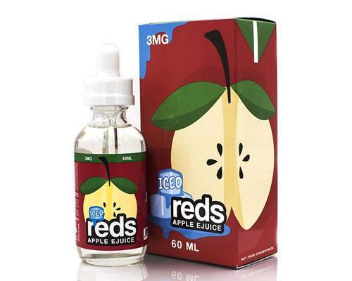 Juice REDS - Apple Juice Ice