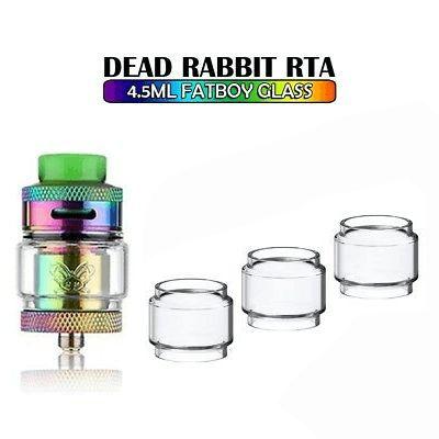 Vapesson Dead Rabbit RTA 4.5ML vidro de reposição