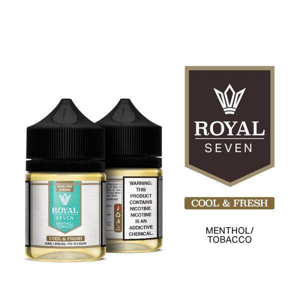 Royal Seven Cool & Fresh