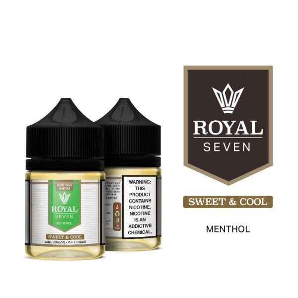 Royal Seven Sweet & Cool