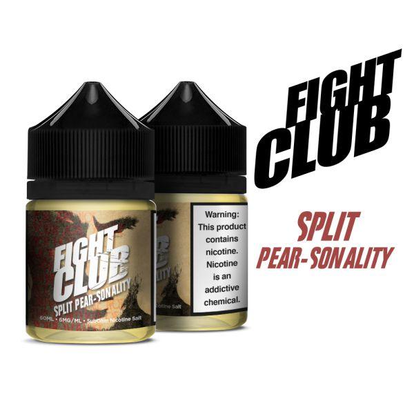 Fight Club - Split Pear-sonality