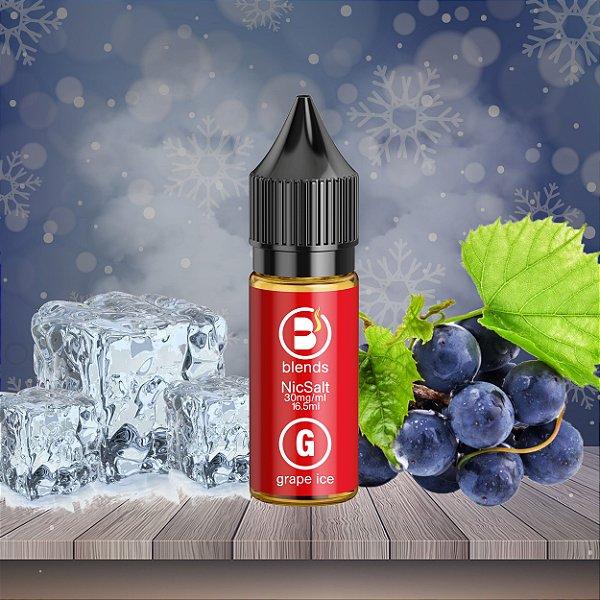 Blends Salt - Salt Grape 30MG/ML - 16,5ml