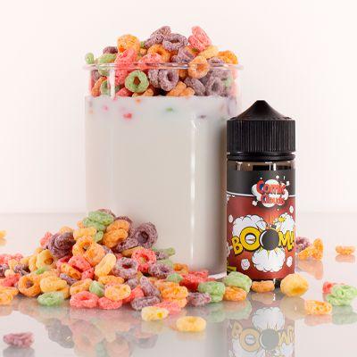 Juice - Comic Clouds - Boom - 100ML