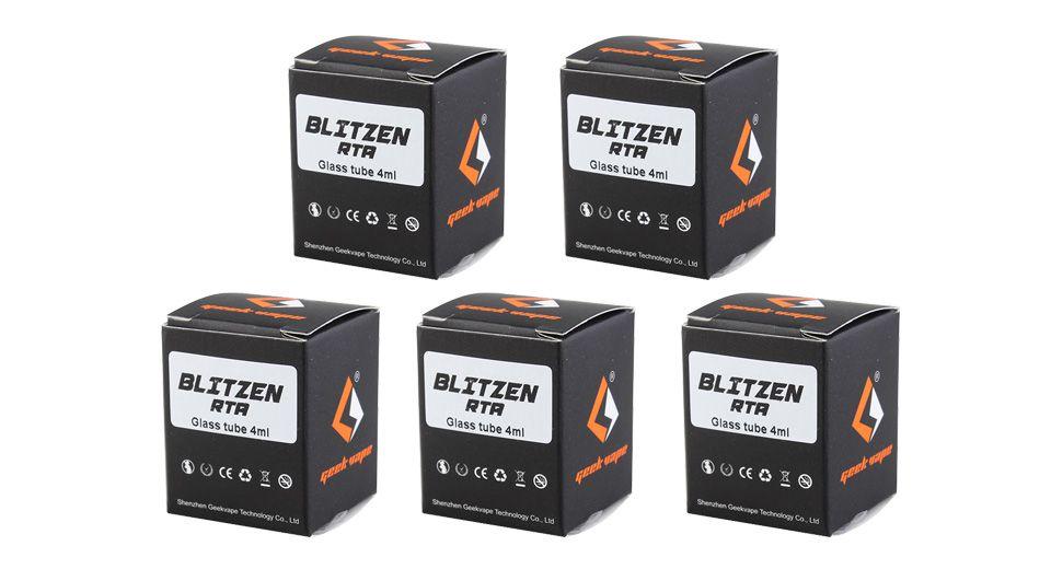 Vidro para Reposição Blitzen RTA - 4ML