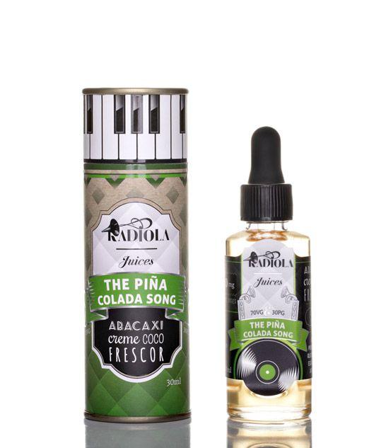 Juice - Radiola - Pina Collada