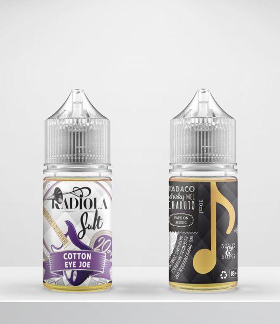 Juice - Radiola - Cotton Eye Joe Salt