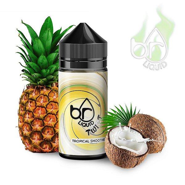 Juice - BRLiquid Tropical Smoothie - Linha Twist
