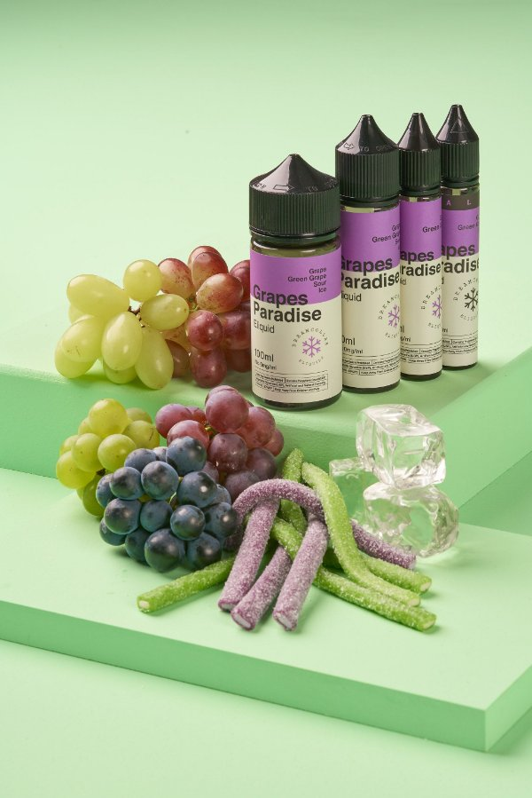 Dream Collab - Grapes Paradise Ice