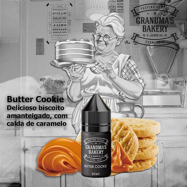 Juice - Grandma's Bakery - Butter Cookie
