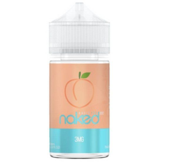 Naked Basic Peach Ice