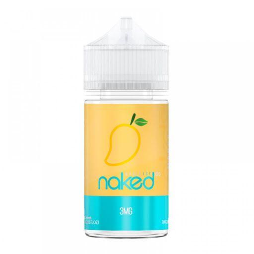 Naked Basic Mango Ice