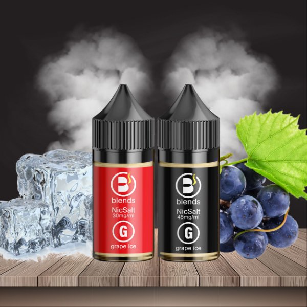 Juice - Blends Salt - Salt Grape