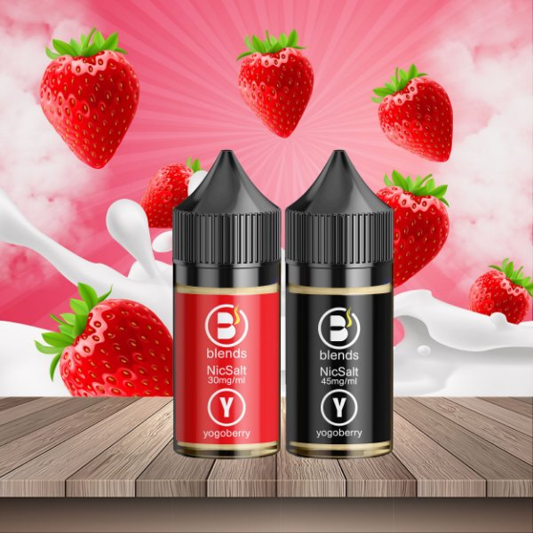 Juice - Blends Salt - Salt Yogoberry