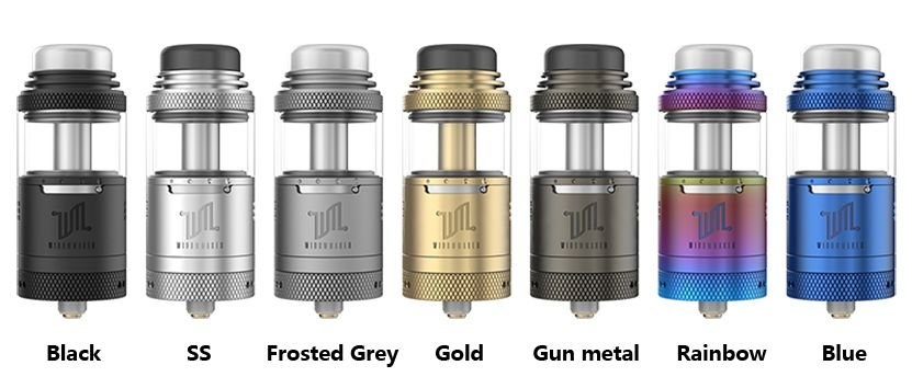 Vandy Vape Widowmaker RTA - 6ML - 25MM